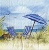 Charles Keller Beach Chairs