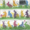 Easter PArade  - Hasen auf Wiese