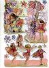 Flower Fairie Poesie Album Bild